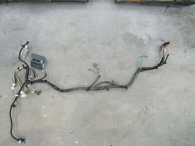 Tennant B7 Floor Burnisher Walk Behind Main Wiring Harness Factory Oe