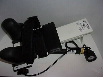 Saunders Cervical Hometrac Deluxe Neck Traction Device.  (No Case Included)