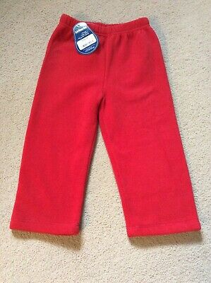 Jojo Maman Bebe Polar Fleece Trousers 2-3 Years