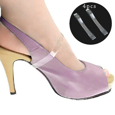 Ladies Shoe straps Women TPU Invisible Band Shoe straps Loose Accessories