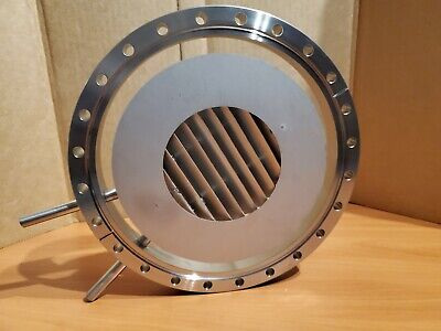 NEW CF High Vacuum Pump Baffle 10 inch 3/8 water tubes