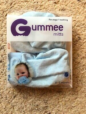 Gummee Teething Mitts