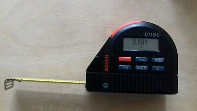 Bosh Dmb 5 Digital Tape Measure