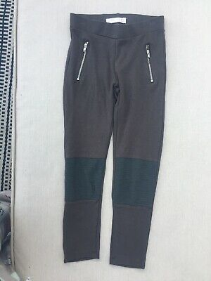 Zara Girls  Leggings  Size 9/10 Gray
