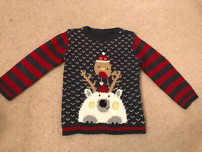 George Christmas Jumper   Age 12-18 Months
