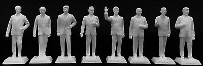 Unpainted: The Eight U.s. President Figurines Marx Never Made