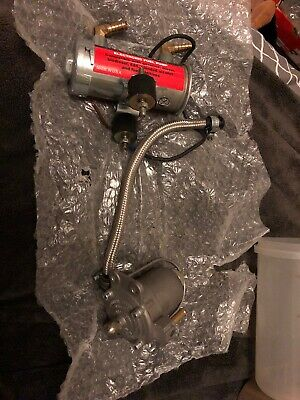 Red Top facet fuel pump And Filter King Regulator