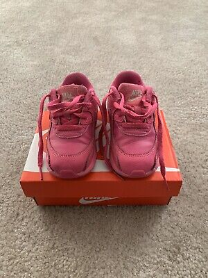 NIKE AIR MAX 90 LTR Big Kids Pink 833377 602 $69.95 | PicClick