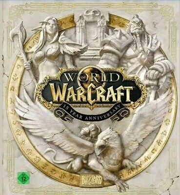 World of Warcraft 15th Anniversary Collector's Edition - MOUNTS - Wow Tcg Loot
