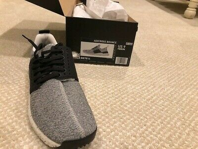 Brand New In Box Adidas Adicross Bounce Men's Golf Shoes- Size 9M
