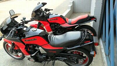 KAWASAKI GPZ750 Turbo 2 x bikes as a package