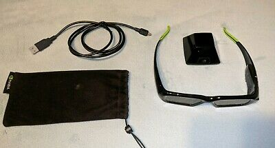 NVIDIA 3D Vision Wireless Glasses Kit with ir emitter p854