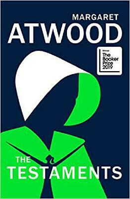 The Testaments by Margaret Atwood WINNER OF THE BOOKER PRIZE 2019 Hardcover New