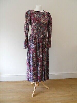Vintage Laura Ashley Dress, UK size 12