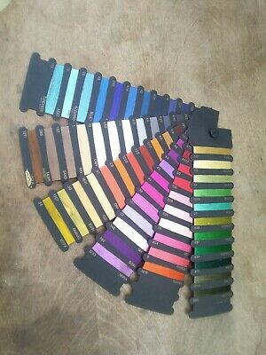 Cottons Various Colours Display Item
