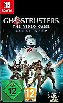 Ghostbusters The Video Game Remastered [Nintendo... | Game | condition very good