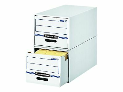 Bankers Box Stor/Drawer Stackable Storage Drawers Letter Size 892796
