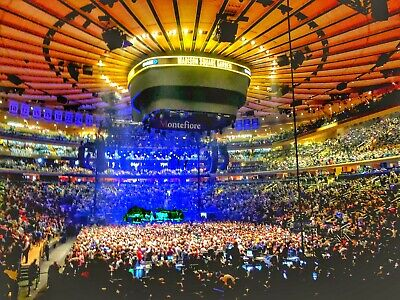 (2) Phish Tickets 12/28/2019 Section 111 Row 17 Madison Square Garden MSG NYC