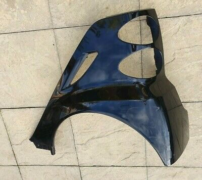 Genuine Smart Fortwo 07 T0 14 Passenger Rear Wing Panel In Black - A4518820101