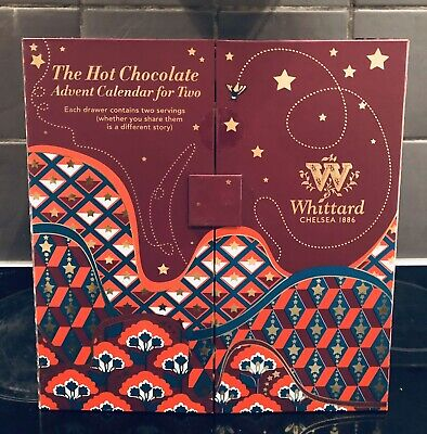 Whittard Hot Chocolate Advent Calendar For Two