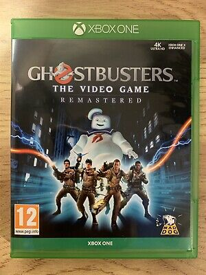 Ghostbusters: The Video Game - Remastered (Microsoft Xbox One)