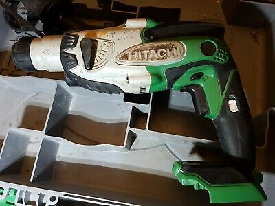 Hitachi 18V Cordless Rotary Hammer Drill - DH18DSL - 2018 Model - Body Only