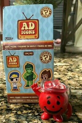 FUNKO~KOOL-AID MAN Mini Ad Icon Mystery Box~OPENED & BRAND NEW!