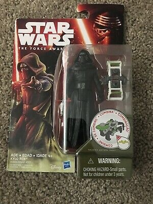 "Star Wars: The Force Awakens 3.75"" Figure - Kylo Ren - Sealed"