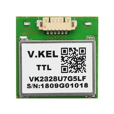 VK2828U7G5LF GPS Module TTL 1-10Hz with Antenna FLASH Flight Control GPS MoH7I8