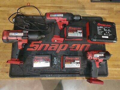 Snap On 18v Lithium Power Tools