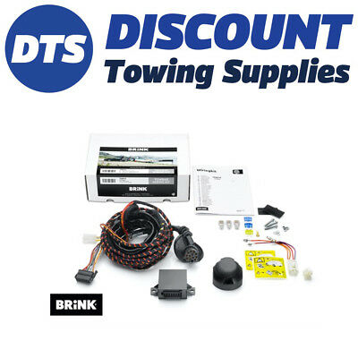 Clearance Brink 7 Pin Towbar Trailer Wiring Kit for RENAULT CLIO Hatchback 16 >