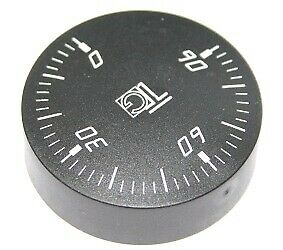 Rotary Twist Knob Thermostat with Scale 0-90°C for Capillary Tube Controller