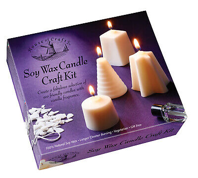 House of Crafts Soy Wax Candle Craft Kit
