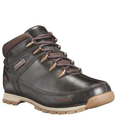 TIMBERLAND EURO SPRINT Mens Hiker Boots Hiking Lace Up Shoes