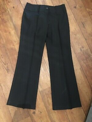 Florence Roby Salon Trousers Black Size 12