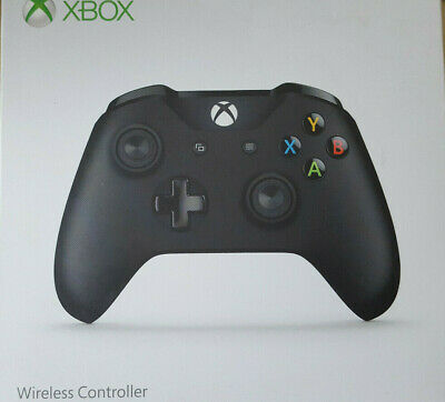 MS Xbox One Official BLACK Wireless Controller OTHER XBOX CONTROLLERS IN STOCK