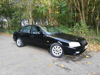 Kia Magentis 2.5 V6 Lx Automatic Saloon, Gleaming Black, Low Mileage, Long Mot