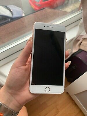 Apple iPhone 8 Plus - 64GB - Gold (Unlocked) A1897 (GSM) *smashed back screen*