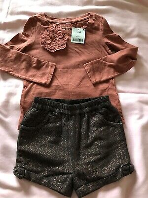 Brand New Outfit 2-3yrs