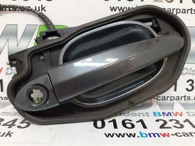 BMW E60 5 SERIES O/S/F Handle and Carrier 51217127800