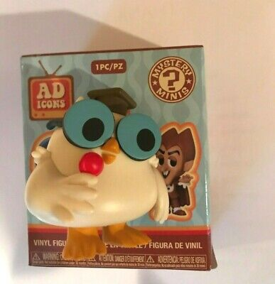FUNKO~TOOTSIE OWL Mini Ad Icon Mystery Box~OPENED & BRAND NEW!