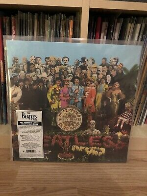 The Beatles - Sgt Pepper's Lonely Hearts Club Band - 2014 MONO VINYL LP