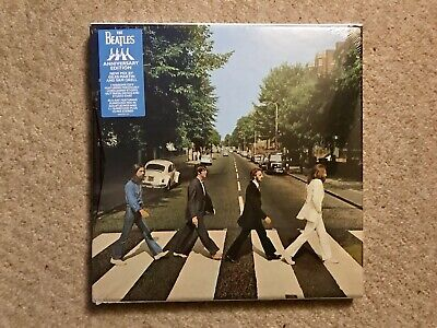 The Beatles - Abbey Road (50th Anniversary) Super Deluxe Box Set (New CD)