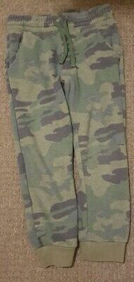 NEXT Girls Camo Trousers 6 Years