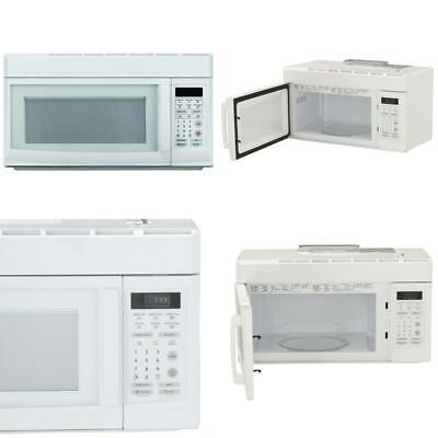Magic Chef 1.6 cu.ft. Microwave Over the Range Digital Oven 1000W Pre-Programmed