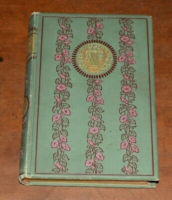 Early Copy of Walter Scott's Lady Of The Lake-Beautiful Antique Book-Low Price