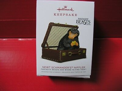 Fantastic Beasts and Where to Find Them™ Newt Scamander/'s 2018 Hallmark Ornament