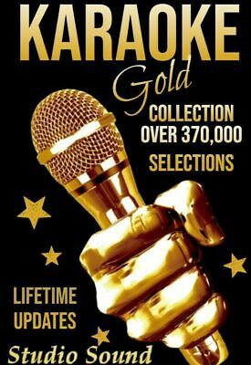 Karaoke Music Collection - Host Karaoke From Your Computer - Complete Licensed