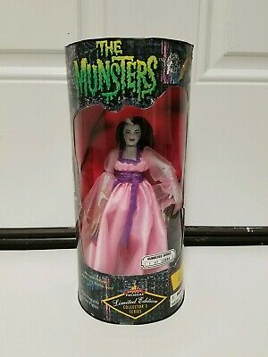 The Munsters, Lily, Limited Edition Collectors Series!! NEW IN ORIGINAL BOX!