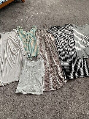 Bulk Lot Summer Maternity Clothes Size 10